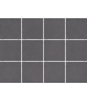 Амальфи коричневый, полотно 30х40 из 12 частей 9,9х9,9