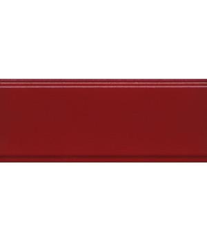 Бордюр Даниэли красный обрезной