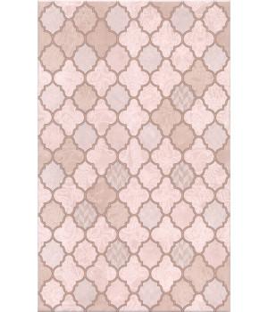 Декор Фоскари розовый