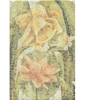 Декор Летний сад Лилии лаппатированный