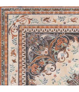 Декор Мраморный дворец ковёр угол лаппатированный