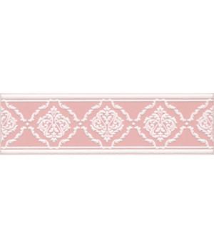 Бордюр Петергоф розовый