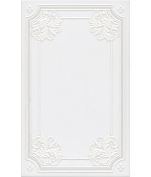 Декор Петергоф белый