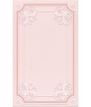 Декор Петергоф розовый