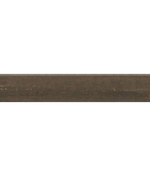 Плинтус Про Дабл коричневый обрезной