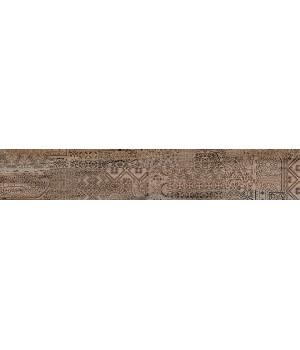 Про Вуд беж темный декорированный обрезной