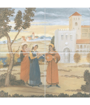 Панно Виченца