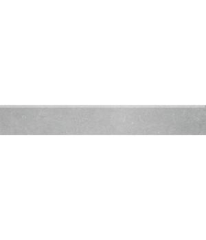 Плинтус Дайсен серый светлый обрезной