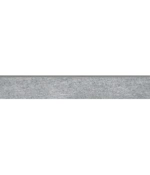 Плинтус Ньюкасл серый обрезной
