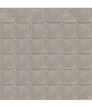 Декор Про Стоун серый мозаичный