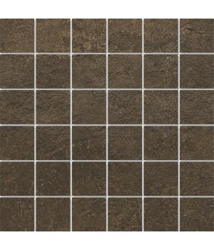 Декор Про Стоун коричневый мозаичный