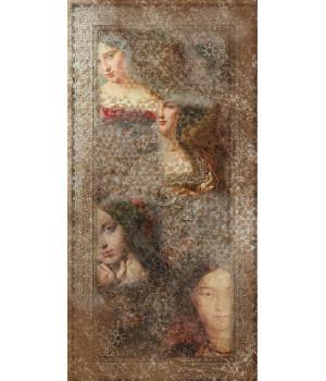 Венеция декорированный обрезной