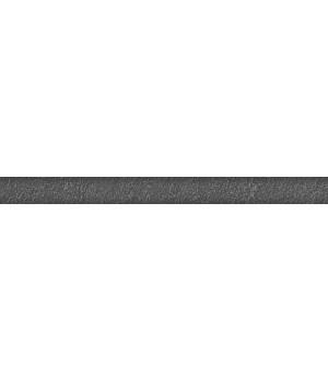 Бордюр Гренель серый темный обрезной