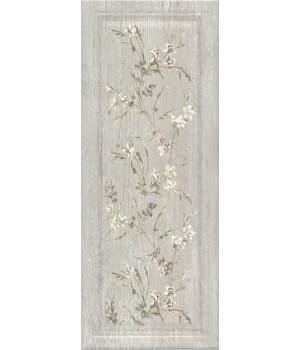 Кантри Шик серый панель декорированный