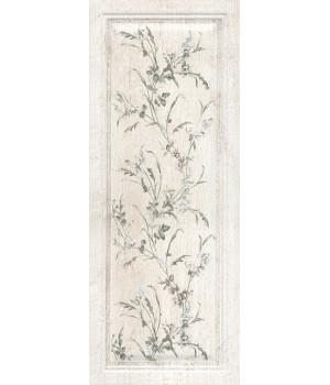 Кантри Шик белый панель декорированный