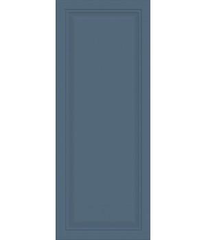 Лувр синий панель