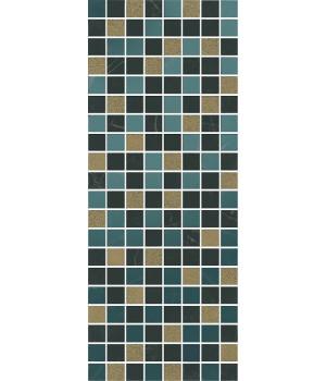 Декор Алькала микс мозаичный