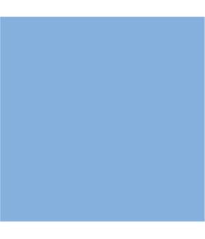 Калейдоскоп блестящий голубой
