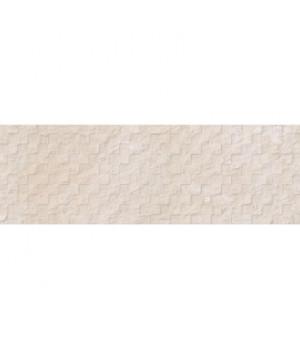 Керамическая плитка Alevera beige wall 02 рельеф