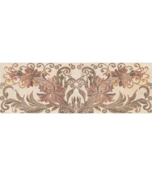 Керамический декор Alevera beige 01