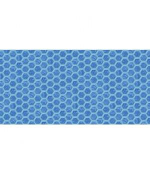 Керамическая плитка Анкона низ синий