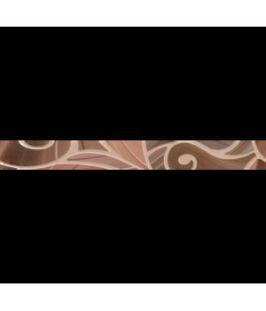 Керамический бордюр Arabeski venge 01
