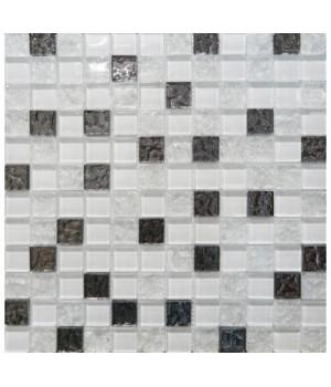 Стеклянная мозайка Mosaic Glass White DW7MGW00