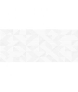 Керамическая плитка Bianca white wall 02 рельефная