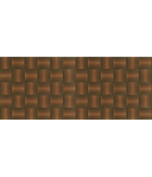 Керамическая плитка Bliss brown wall 03