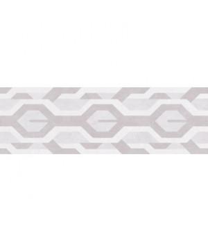 Керамический декор Брендл декор массив серый 17-00-06-2214