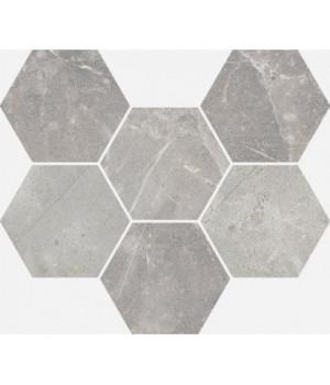 Керамический декор Charme Evo Imperiale Mosaico Hexagon