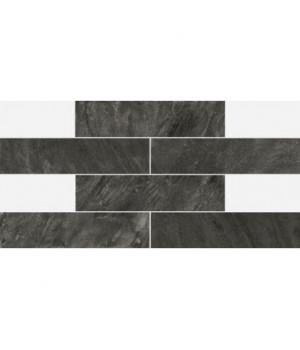 Керамический декор Climb Graphite Brick