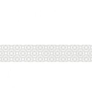 Керамический бордюр Constance grey light border 01