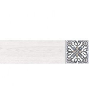 Керамический декор Дуб 1 GP белый
