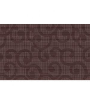 Керамический декор Эрмида 09-03-15-1020-2 коричневый