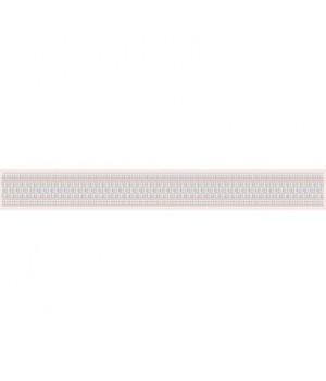 Керамический бордюр Эрмида 56-03-15-1020-1 коричневый