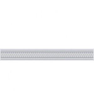 Керамический бордюр Эрмида 56-03-06-1020-1 серый