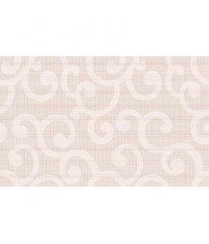 Керамический декор Эрмида 09-03-15-1020-1 светло-коричневый