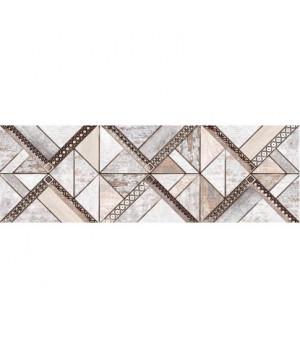 Керамический декор Эссен серый 17-05-06-1615-0