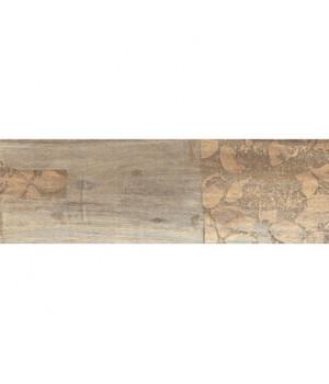 Керамический гранит Floralwood бежевый FW4M012