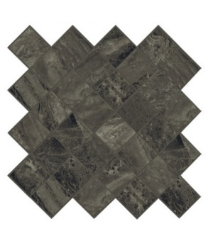 Керамическая мозаика Флоренция Черный