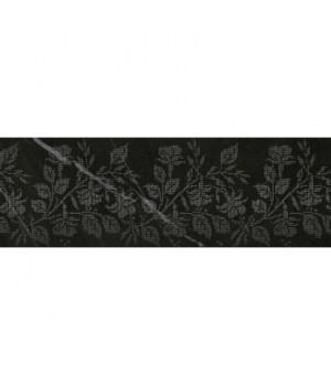 Керамический декор Geneva black decor 01