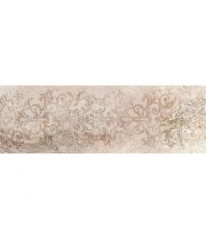 Керамический декор Гордес 17-00-15-414 декор массив коричневый