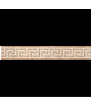 Керамический бордюр Itaka beige 01
