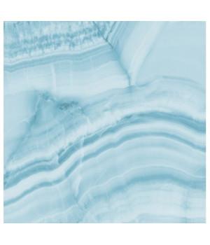 Керамическая плитка Калипсо голубой напольная