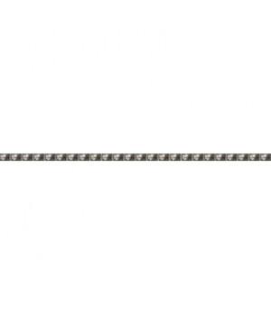Керамический бордюр карандаш Capsule Platinum