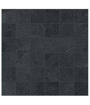 Керамический декор Materia Titanio Mosaico патинированный