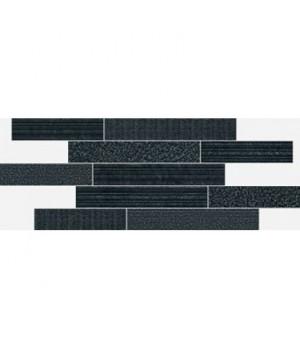 Керамический декор Materia Brick Multiline Cold