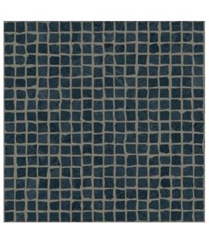 Керамический декор Materia Titanio Mosaico Roma