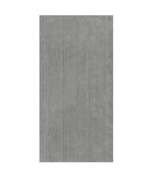 Керамический гранит Materia Carbonio структурированный